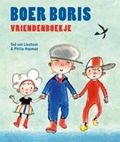 Boer Boris vriendenboekje
