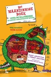 Het waanzinnige boek over de billosaurus en andere prehistorische wezens (E-boek - ePub-formaat)