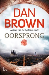 Oorsprong | Dan Brown | 9789021022536