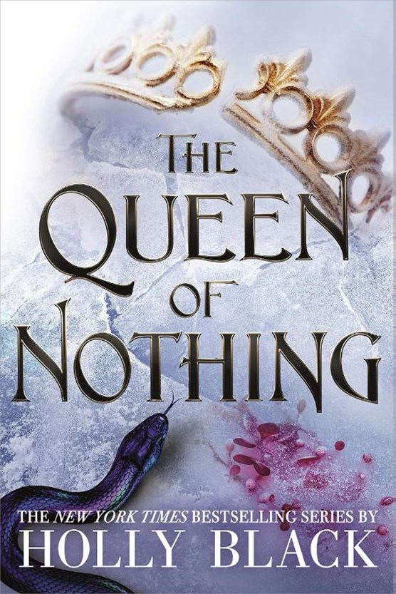 Folk of the air (03): queen of nothing