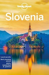 Lonely planet: slovenia (9th ed)
