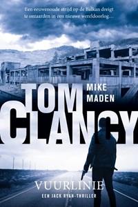 Tom Clancy Vuurlinie   Mike Maden  