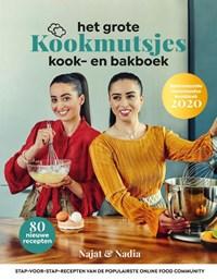 Het grote Kookmutsjes kook- en bakboek | Najat Yachou ; Nadia Yachou |