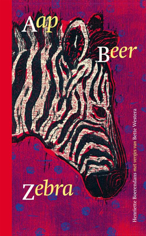 Aap Beer Zebra | Bette Westera | 9789025762384