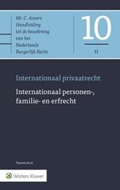 Internationaal personen-, familie- en erfrecht