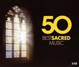 50 Best Sacred Music | Various | 0190295782399