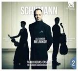 Piano Concerto + Piano Trio nr. 1 CD+DVD | Faust/Melnikov/Queyras | 3149020219829