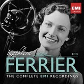 The Complete EMI Recordings  | Kathleen Ferrier | 5099995628424