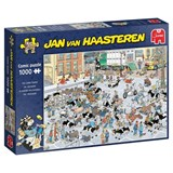 Jan Van Haasteren - De Veemarkt (1000 Stukjes) | Puzzel | 8710126190753