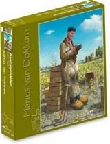 Marius van Dokkum - Aardappelsteker  (500 stukjes) | Puzzel | 8713341900282