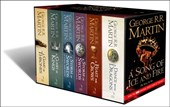 Game of thrones box set (a-format 1-5 (6 vol))