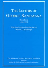 The Letters of George Santayana, Book Four, 1928-1932