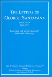The Letters of George Santayana, Book Seven, 1941-1947