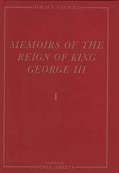 Memoirs of the Reign of King George III