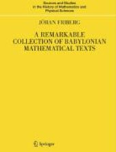 A Remarkable Collection of Babylonian Mathematical Texts