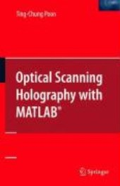Optical Scanning Holography with MATLAB (R)