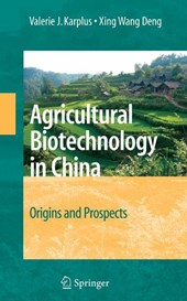 Agricultural Biotechnology in China