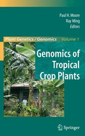 Genomics of Tropical Crop Plants
