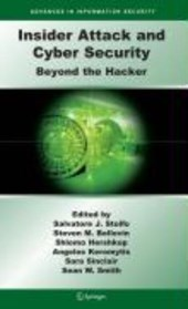 Insider Attack and Cyber Security