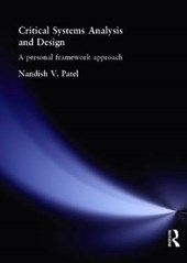 Critical Systems Analysis and Design