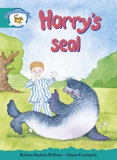Literacy Edition Storyworlds Stage 6, Animal World, Harry's Seal
