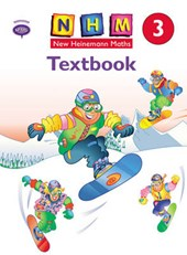 New Heinemann Maths Yr3, Textbook