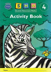Scottish Heinemann Maths 4: Activity Book Single