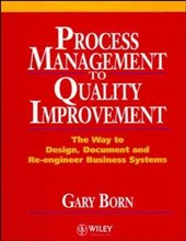 Process Management to Quality Improvement