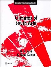 Climates of South Asia
