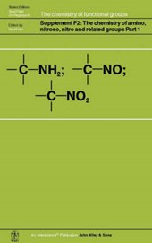 The Chemistry of Amino, Nitroso, Nitro and Related Groups, Supplement F2