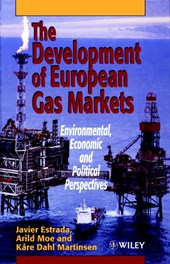 The Development of European Gas Markets