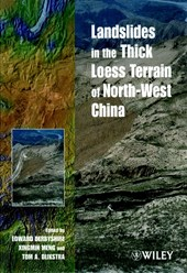 Landslides in the Thick Loess Terrain of North-West China