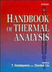 Handbook of Thermal Analysis