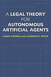 A Legal Theory for Autonomous Artificial Agents
