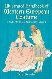 Illustrated Handbook of Western European Costume