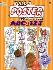 Build a Poster Coloring Book--ABC &