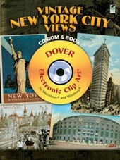 Vintage New York City Views [With CDROM]