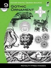 Gothic Ornament [With CDROM]