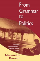 From Grammar to Politics - Linguistic Anthropology  in a Western Samoan Village (Paper)