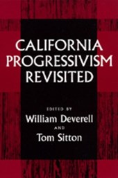 California Progressivism Revisited Rev