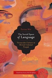 The Social Space of Language - Vernacular Culture  British Colonial Punjab