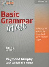 Basic Grammar in Use Student's Book without Answers and CD-R