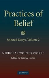 Practices of Belief: Volume 2, Selected Essays