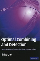 Optimal Combining and Detection