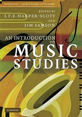 An Introduction to Music Studies