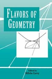 Flavors of Geometry