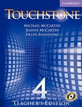 Touchstone Teacher's Edition 4 with Audio CD