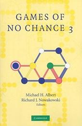 Albert, M: Games of No Chance 3