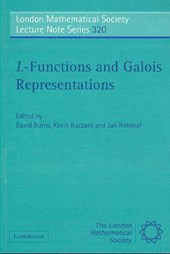 L-Functions and Galois Representations