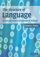 The Structure of Language